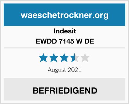 Indesit EWDD 7145 W DE Test