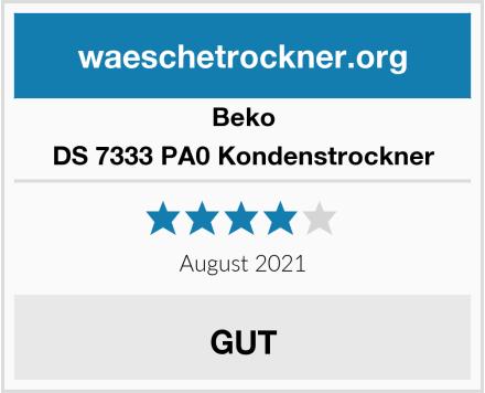 Beko DS 7333 PA0 Kondenstrockner Test
