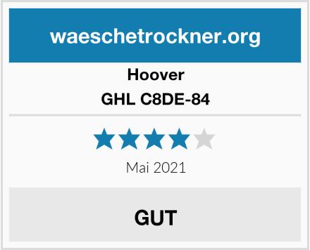 Hoover GHL C8DE-84 Test