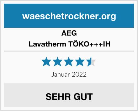 AEG Lavatherm TÖKO+++IH Test