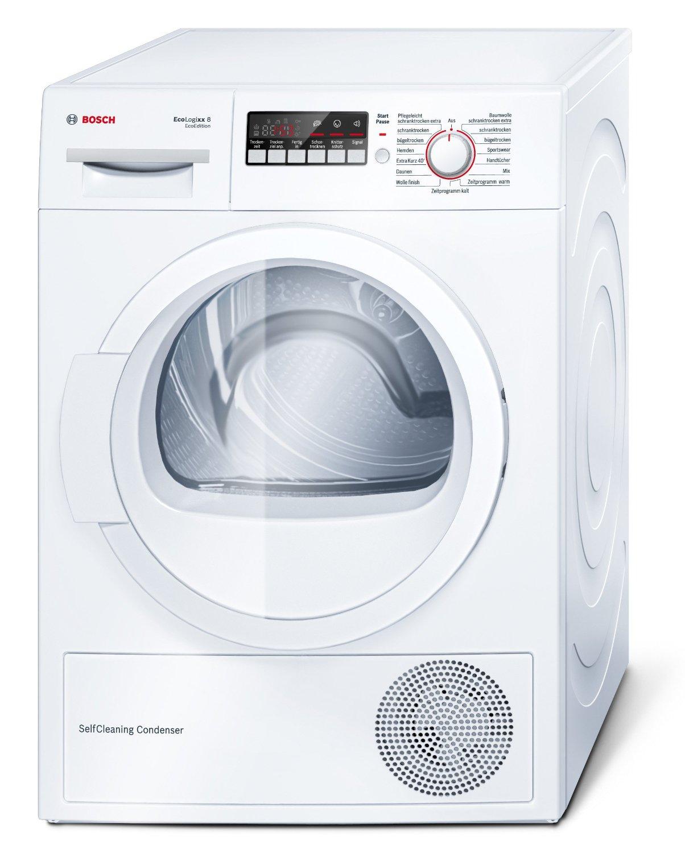 Bosch WTW8626ECO