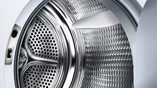 Siemens iq wt w w isensoric wäschetrockner test