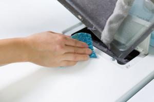 Wäschetrockner - Reinigung und Pflege
